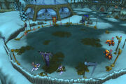 Alliance Valiants Ring Icecrown