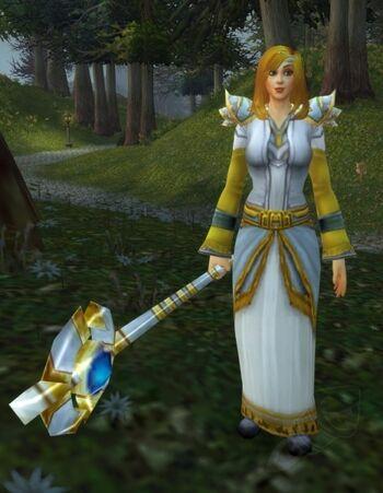 High Priestess MacDonnell