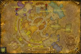 Westwind Map