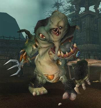 The Ray Getz-Kalaba Monstrosity