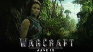 "Warcraft - ""Garona"" Extended Character Video (HD)"