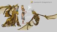 Soridormi dragonform by vaanel-d4mcdk5
