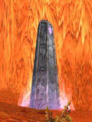 Pillar of Amethyst