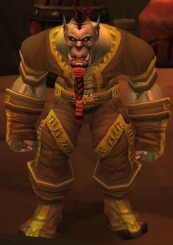 Auctioneer Grimful