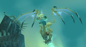 Reanimated Frost Wyrm