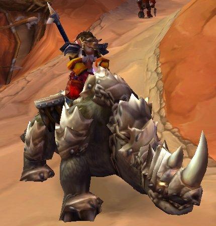 troll riding a goat great gray kodo wowwiki fandom powered by wikia