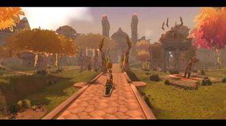 Blood Elf Intro Cinematic World of Warcraft 4K