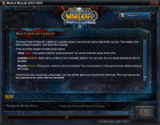 Cataclysm Beta v4.0.0.12635 Launcher