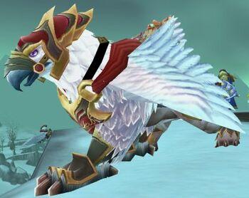 Fordragon Gryphon Rider