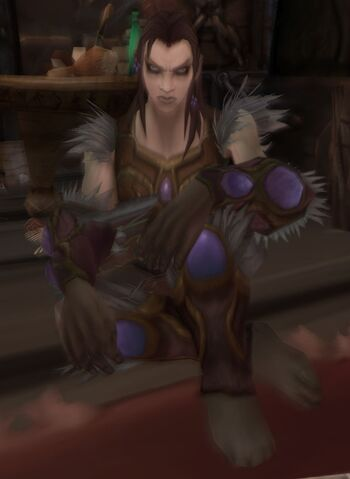 Ancient Female Vrykul