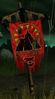 Blackrock banner in wc3