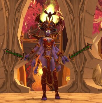 Priestess Delrissa