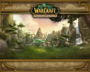 Wandering Isle loading screen beta15739