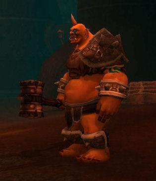 Ogre Bodyguard