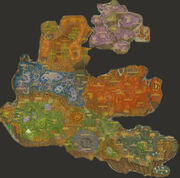 Composite Map of Outland