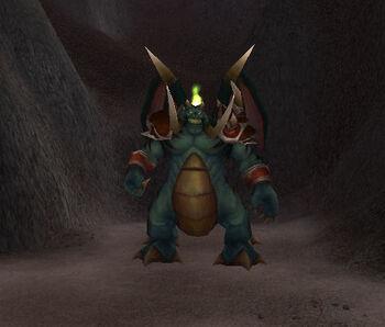 Garnoth, Fist of the Legion