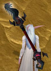 Damnation, Stone Background, NE Female