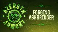 Azeroth Armory Forging Ashbringer