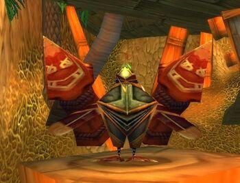 Image of Rocket Chicken