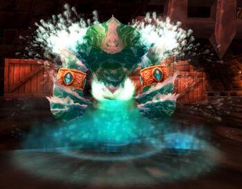 Summoned Water Elemental