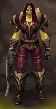 Corporal Teeka Bloodsnarl