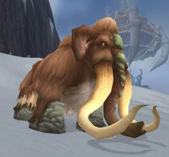 Scourged Mammoth