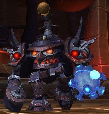 Siegecrafter Blackfuse