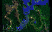 Chasing Visions Map