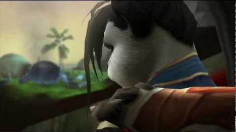 Shen-zin Su's Thorn (Mists of Pandaria In-Game Cinematic)