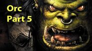 Warcraft 3 Gameplay - Orc Part 5 - The Hunter of Shadows