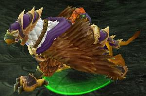 Wildhammer Gryphon Rider