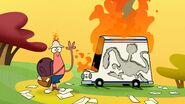 S1e6a Snailman with flaming truck