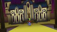 S1e05a Wander and Sylvia escaping Papa Doom's castle 3