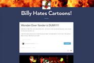 S0eHiatus Billy's negative post