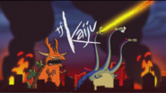 Wander Over Yonder The Kaiju