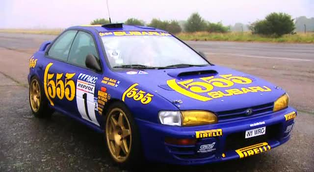 File:Colin McRae's Subaru.jpg