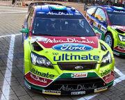 Ford Focus WRC 2008 2011