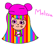 Chibi Melissa (no wallpaper)