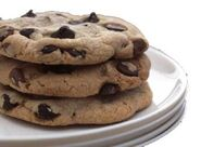 Chocolate chip-cookies 1