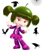 Applaina Halloween costume