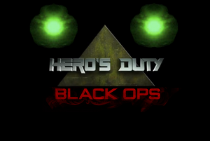 Hero's Duty-Black Ops