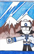 GlacierCyberCard