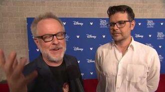 WRECK-IT RALPH 2 Rich Moore, Phil Johnston at Disney's D23 2017