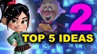 Wreck It Ralph 2 - Movie Ideas - Beyond The Trailer