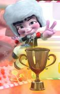 Adorabeezle win