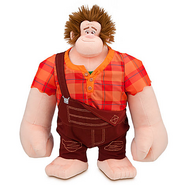 Wreck it ralph plush