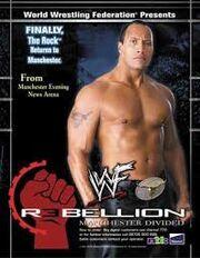 WWF Rebellion 2000