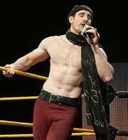 WWE Aiden English