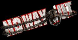 WWE No Way Out Logo