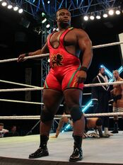 WWE Big E